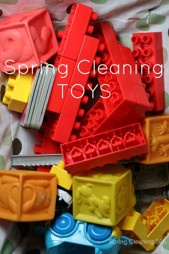 Spring Clean Toys